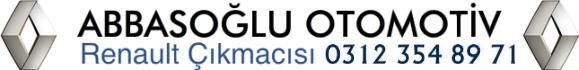 Abbasoğlu Otomotiv Renault Çıkma Parça